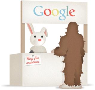 google-bunny